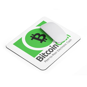 Bitcoin Cash Mousepad