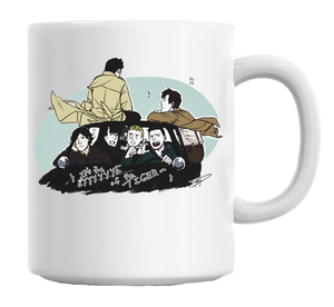 Superwholock Mug