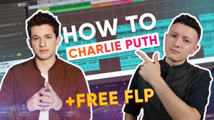 How to Sound Like CHARLIE PUTH - Tutorial