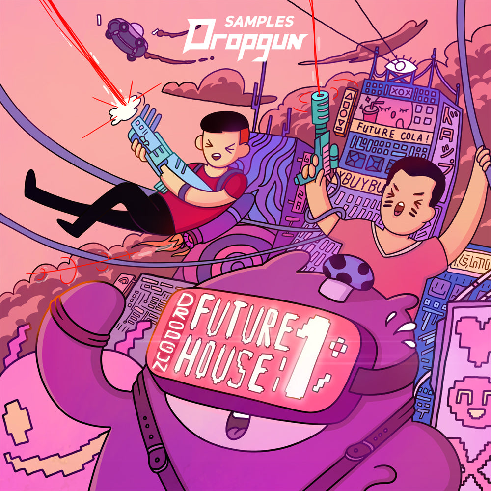Dropgun Future House 1