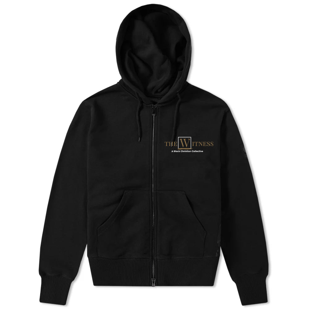 Black Christian Collective Zip Hoodie