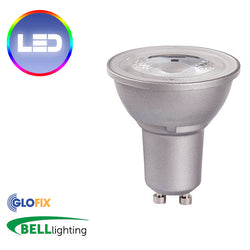 BELL Lighting 5W LED Halo Titan Dimmable Spot 450-500 Lumens (GU10) in 2700K, 4000K and 6500K - Glo Fix
