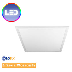 LED Panel 33W 2800 Lumens, 4800K - Glo Fix