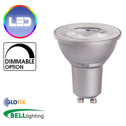 BELL Lighting 5W Eco 60 Degree Dimmable LED Spot 330 - 360 Lumens (GU10 Cap)