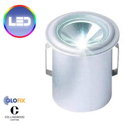 Bathroom Downlights - Collingwood 1W LED LYTE IP65 Rated Mini Downlight