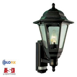 Garden Lights - ASD Lighting Full Coach Lanterns, Available In Black Or White