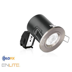Downlight(GU10) - Enlite EN-FD101 Fixed Ceiling GU10 Downlight