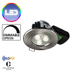 Downlights - Collingwood H2 Pro 550 Dimmable LED 5.2W Integrated Downlight (Bezel Sold Separately)