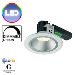 Corridor lighting - Collingwood H5 1000 Symmetric 16W Low Glare LED Downlight