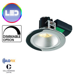 Downlights - Collingwood H5 500 Symmetric 8.5W Low Glare LED Downlight