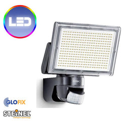 Street lighting - Floodlights - Steinel 18W XLED Home LED Flood With PIR