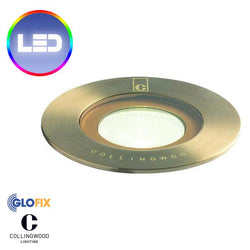 Bathroom Lighting- Collingwood GL016 LED 1W Ground Light (Choice Of Colours)