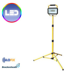 Site Lights - Brackenheath Portable Tripod Single Task Light