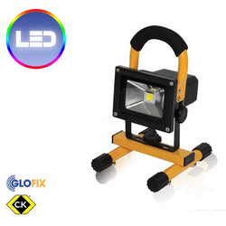 Site Lights - CK Tools Rechargeable 10W LED Flood Light
