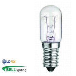 SmallEdisonScrewCap(E14)14mm - BELL Lighting Clear Bulb For Fridge Or Microwave 80 Lumens (Small Edison Screw Cap)