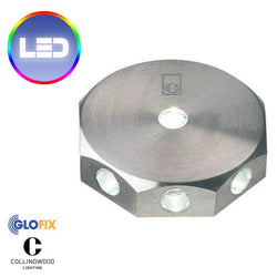 Bathroom Lighting - Collingwood ML02 1W LED IP68 Rated Mini Marker Or Wall Light