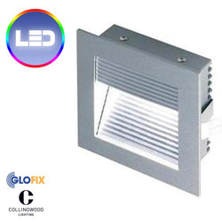 Garden Lights | Corridor lighting - Collingwood WL050 1W LED IP20 Rated Indoor Step Light