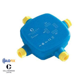 WiringandDrivers - Waterproof IP68 Parallel Junction Box, Submersible To 2m (JB1)