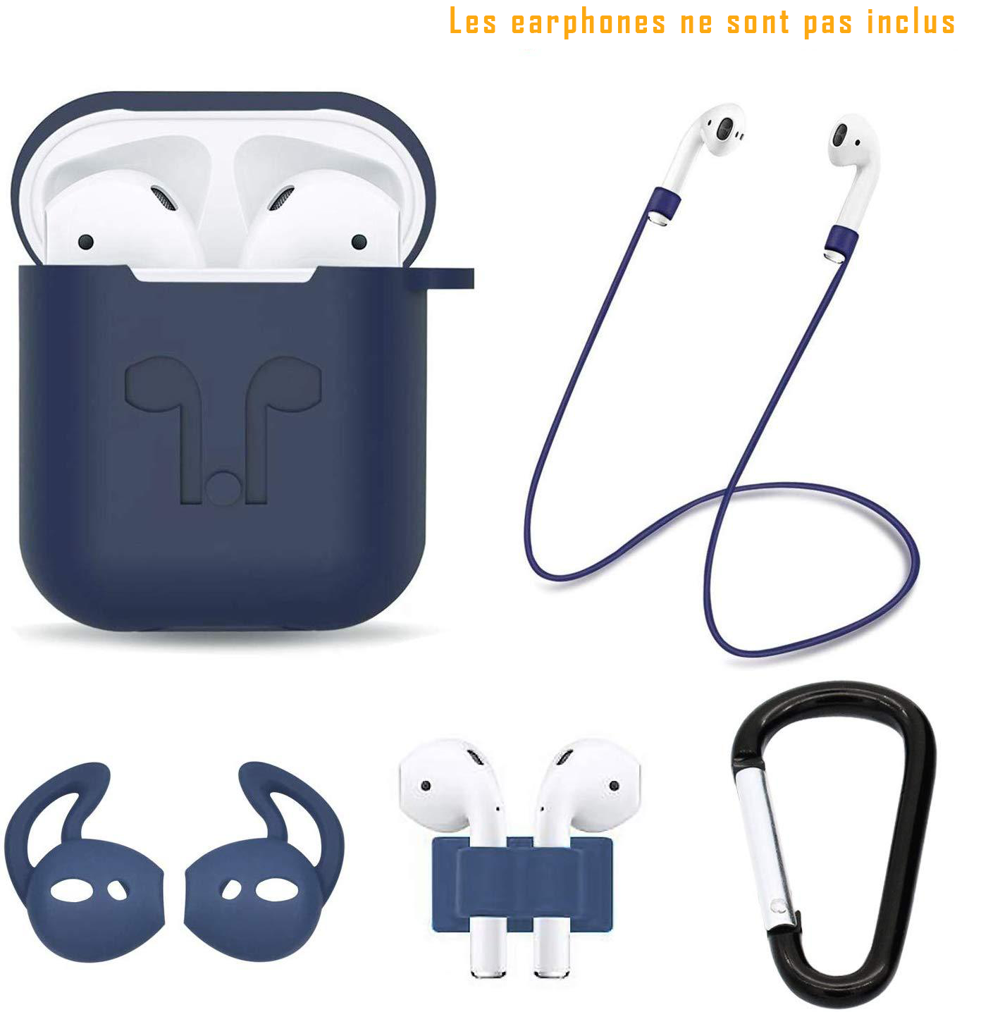Protections 5 en 1 pour Earphone™