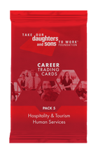 Take Our Daughters & Sons To Work Trading Cards Set 2