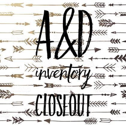 A&D Inventory Closeout