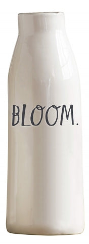 Stem Print Large Bloom Vase