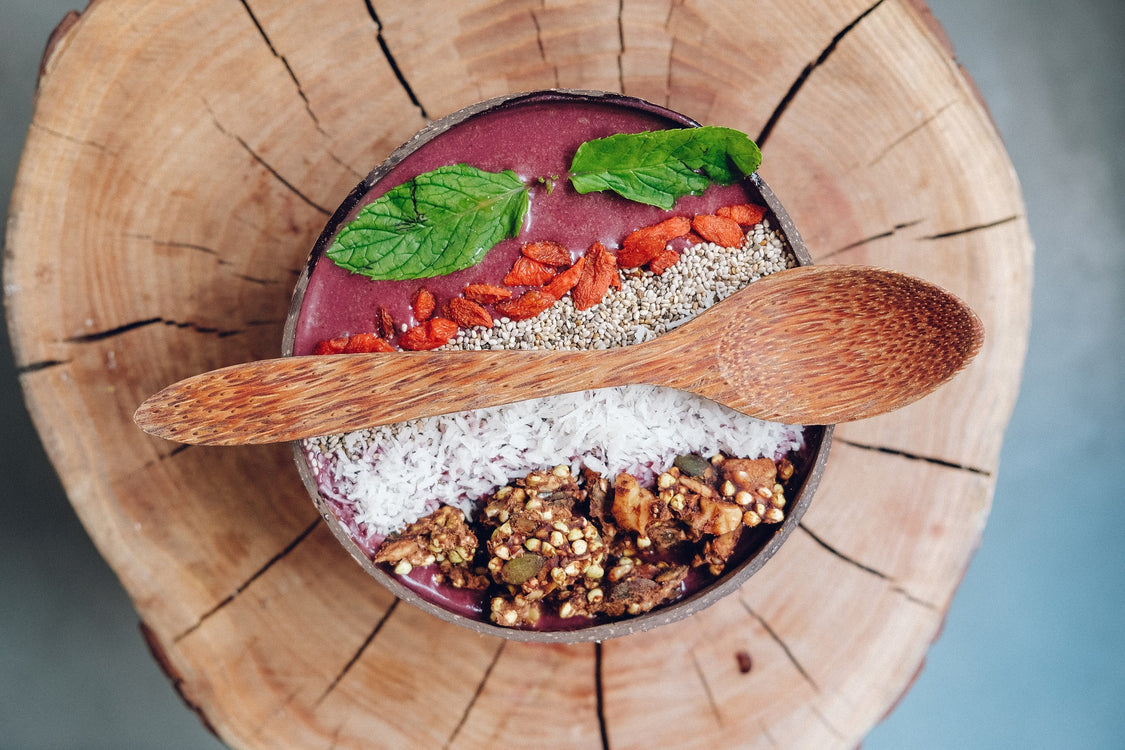 Your healthy recipe 1: Açai Bowl