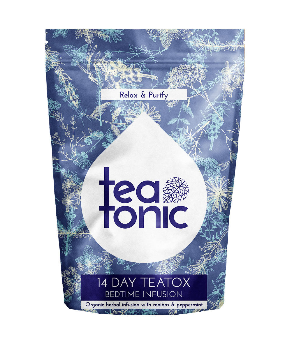Teatonic bedtime infusion