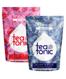 Teatonic - 14 DAY Superfruit Teatox - Skinny Detox Tea Cure