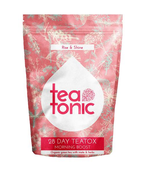 Teatonic - Teatox Morning Boost Tea - Detox slim
