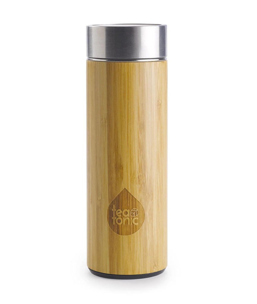 Teatonic - Bamboo Thermo-Go bottle