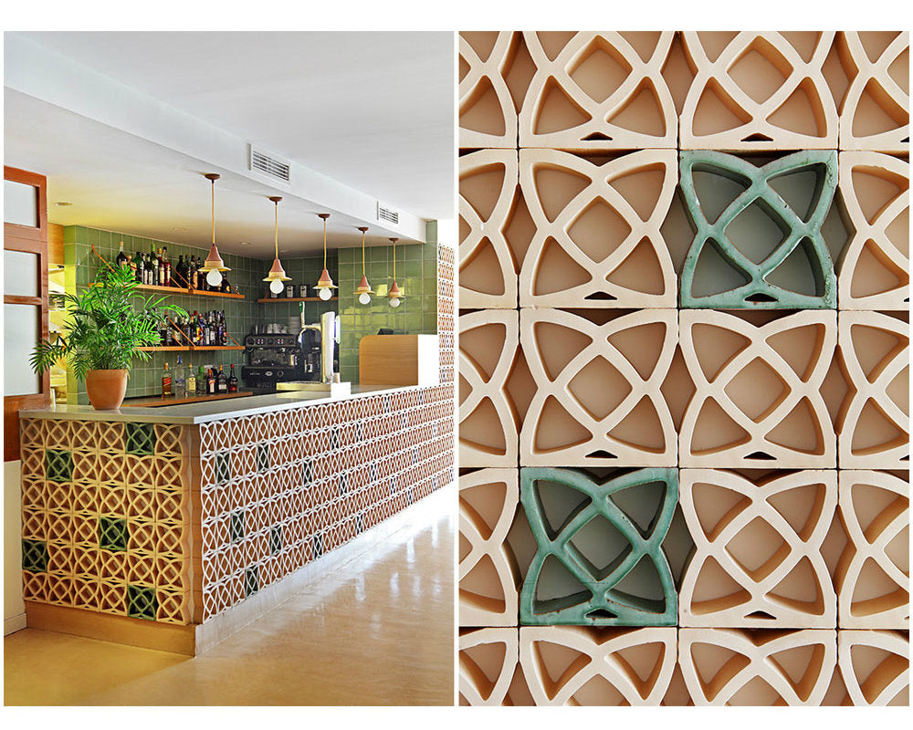 Gaudi Lattice Bricks: Design 12