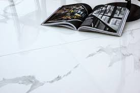 Marble-look Porcelain