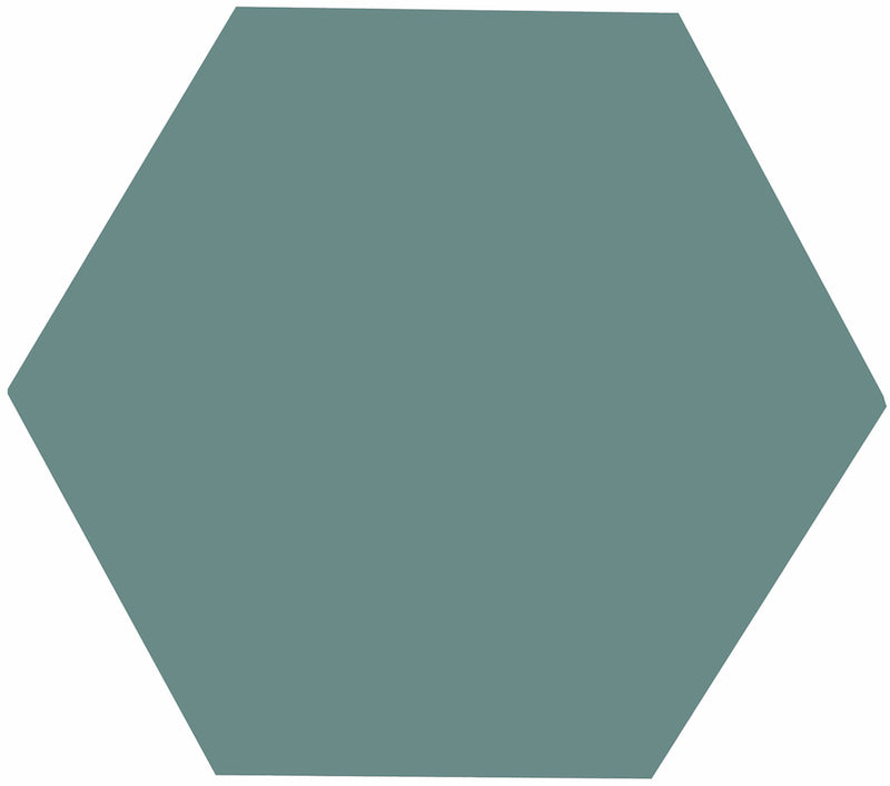 Heavenly Hexagons (Solid Colours)