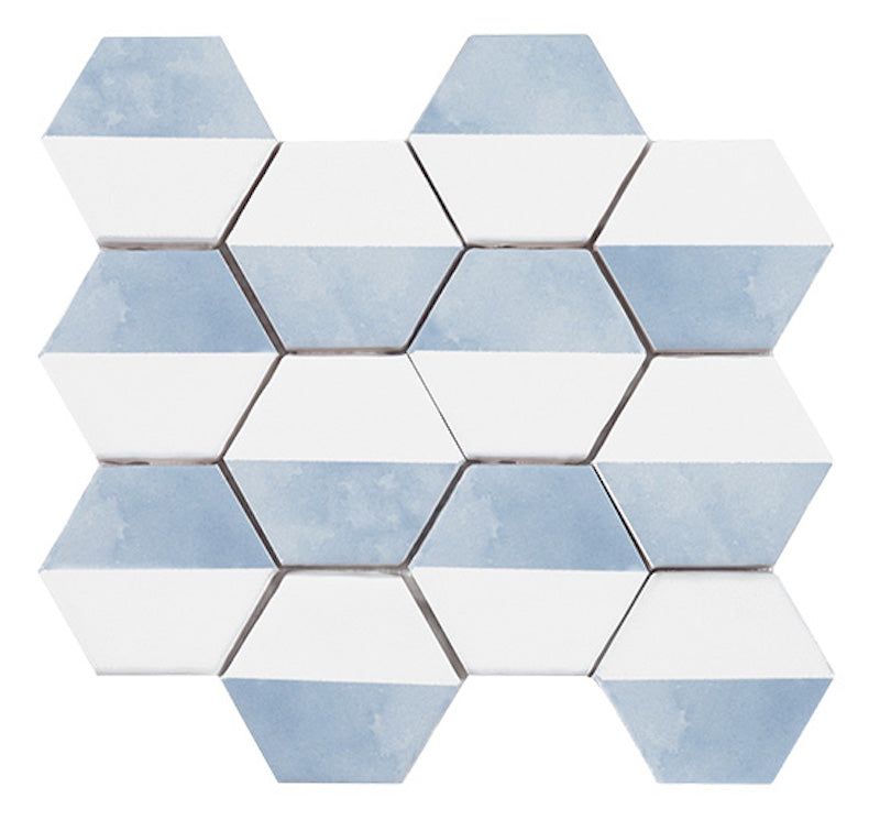 Mosaic Honeycomb