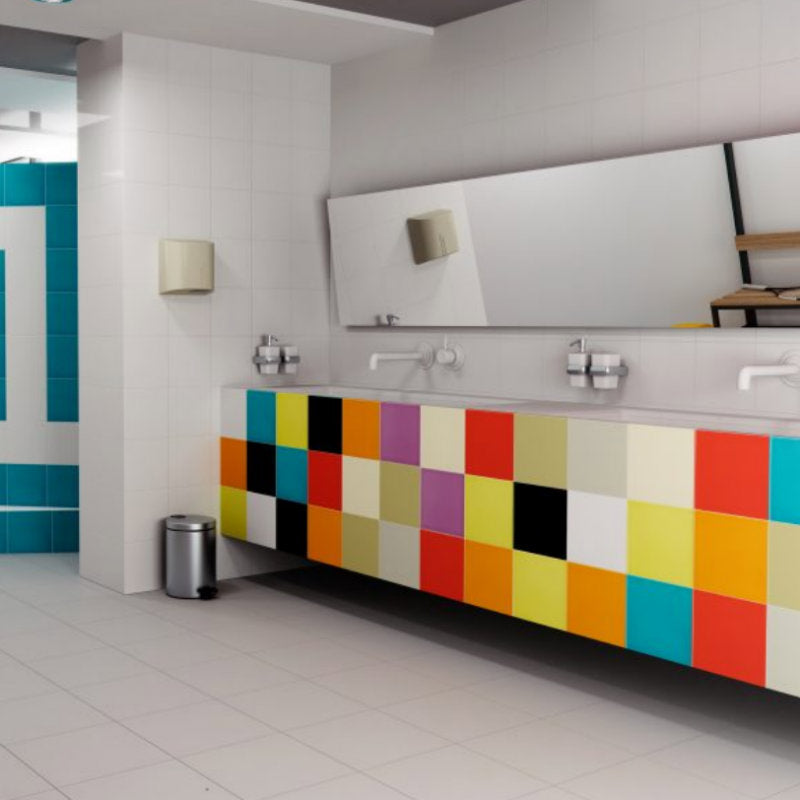 Plain Picasso Wall Tiles