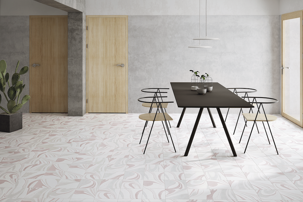 New In: Marbling