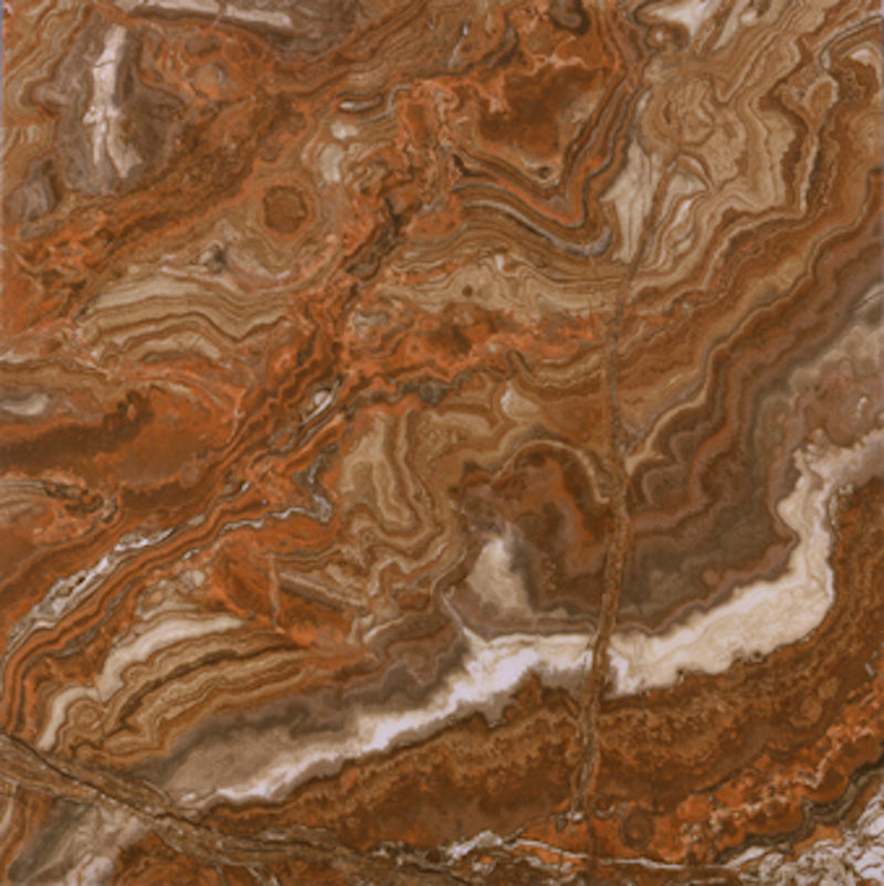 Marble-look: Red Marble