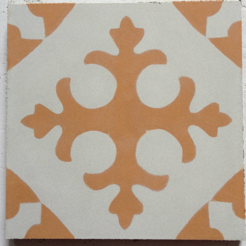 Encaustic Tiles: T118