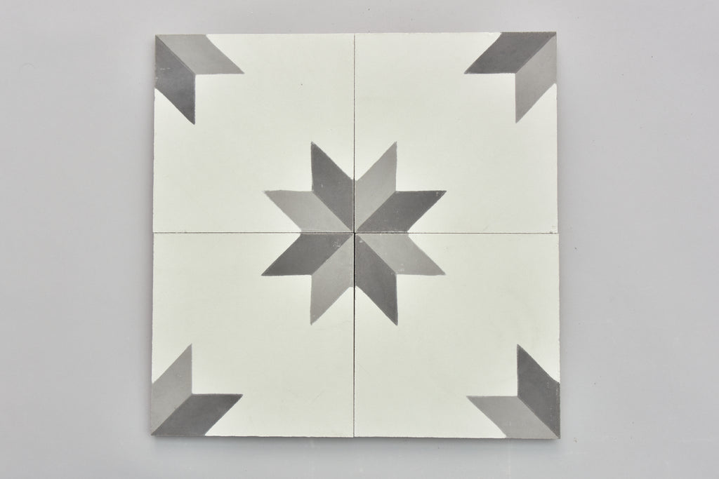 Encaustic Tiles: T106