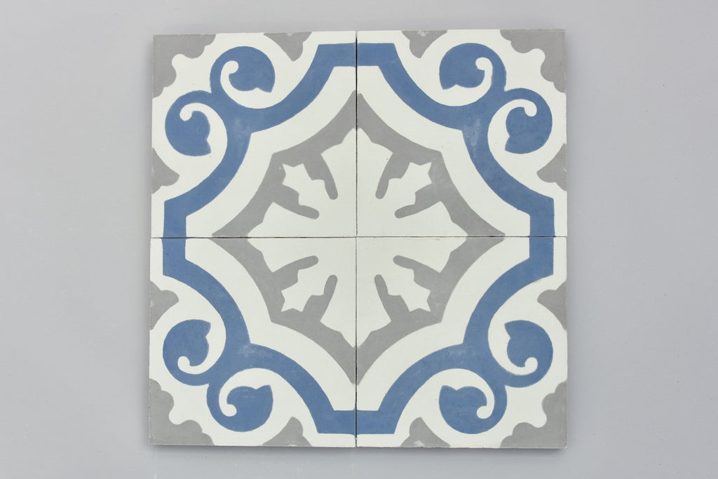 Encaustic Tiles: T271