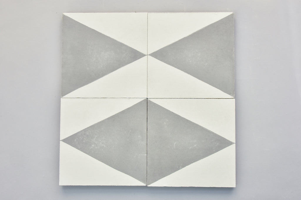 Encaustic Tiles: T49