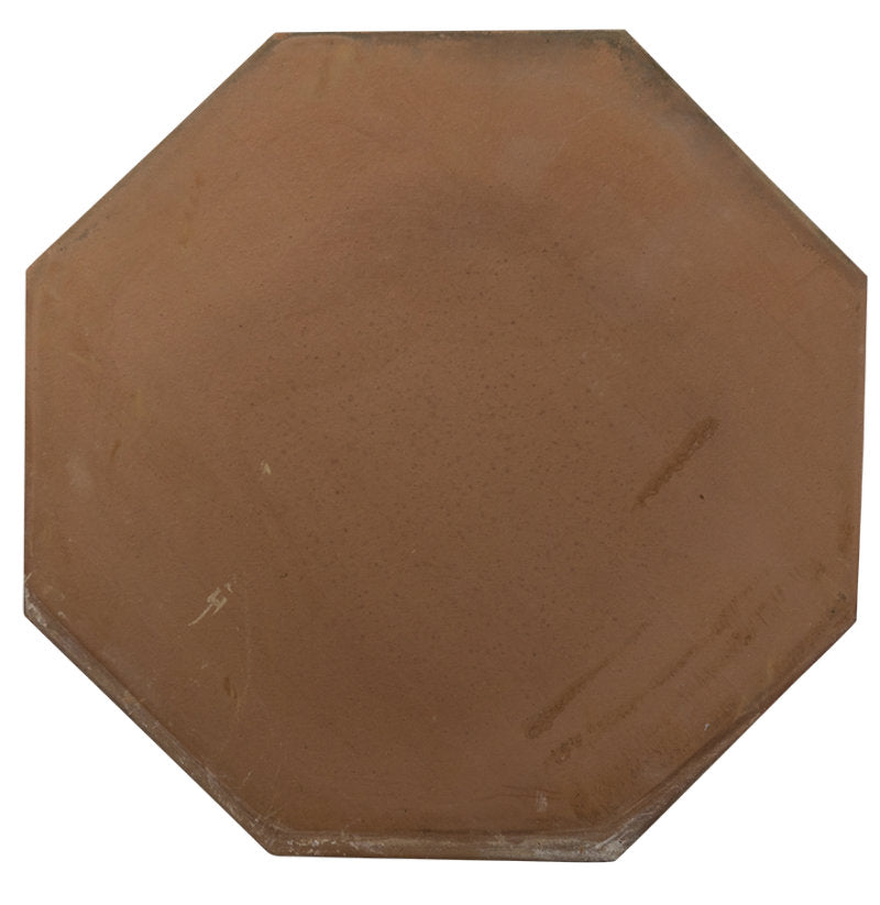 Terracotta: Factory-made Octagon Tiles