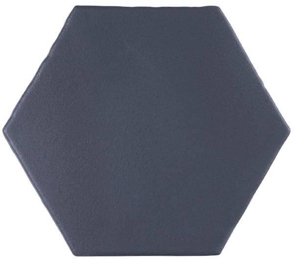 Black Marrakech Hexagon