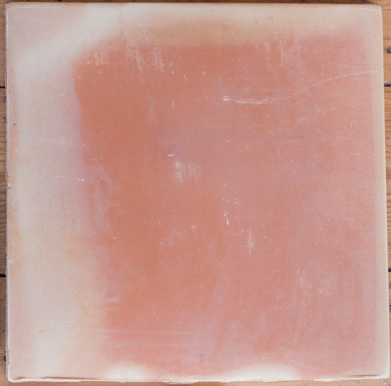 Terracotta: Factory-made Square Tiles