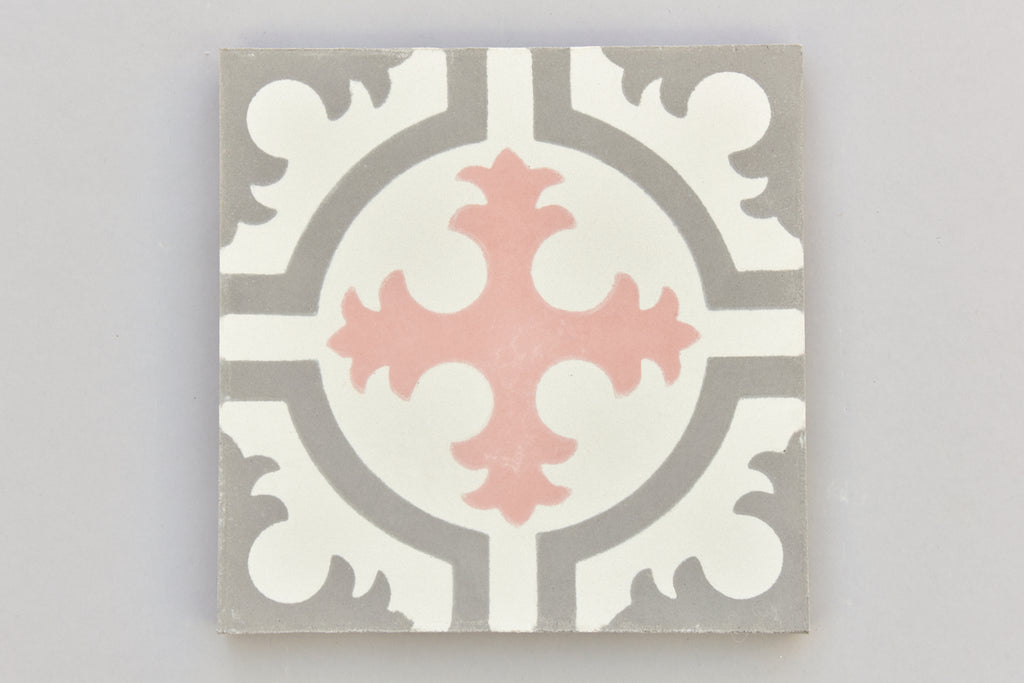 Encaustic Tiles: T31