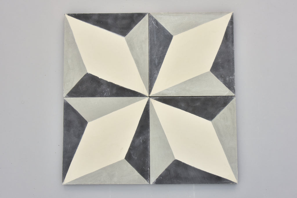 Encaustic Tiles: T85
