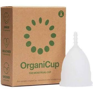 OrganiCup - Size A - It's Your Period