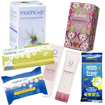 It's Your Period Mooncup Size A - Relaxing Starter Pack - It's Your Period