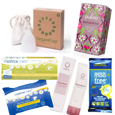It's Your Period Organicup Size A - Relaxing Starter Pack - It's Your Period